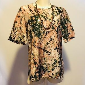 2/$20 Margaret O'Leary top